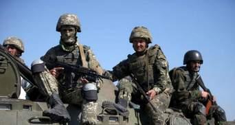 Дивіться в очі наших воїнів, – Муженко емоційно привітав українських піхотинців