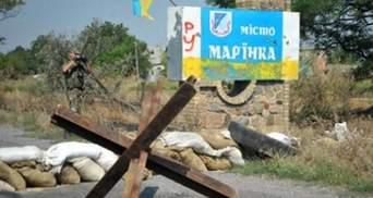 В центре Марьинки взорвался снаряд – ранен мужчина