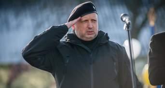 Турчинов рассказал, почему Украина не повелась на ультиматумы России
