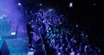 Скандальний репер Noize MC відгримів концерт у Києві: ексклюзивні фото