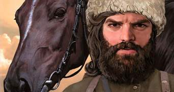 """Історичний роман Василя Шкляра """"Залишенець. Чорний ворон"""" екранізують"""