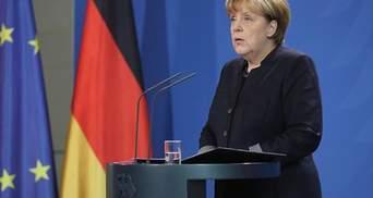 Меркель заявила, что теракт в Берлине совершил беженец
