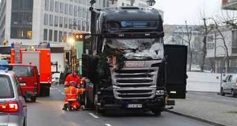В результате теракта в Берлине украинцы не пострадали