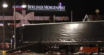 Стали известны новые подробности о грузовике, который протаранил ярмарку в Берлине