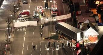Полиция Берлина выпустила подозреваемого в теракте на рождественской ярмарке