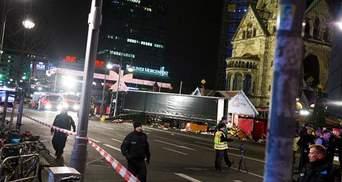 Террористы из Исламского государства взяли не себя ответственность за теракт в Берлине