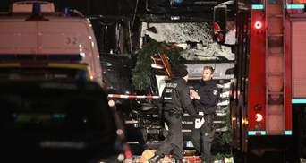 Стали известны новые подробности трагедии на рождественской ярмарке в Берлине