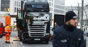 Теракт у Берліні: підозрюваного шукають у лікарнях