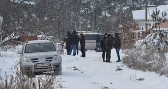 Луценко оприлюднив імена підозрюваних правоохоронців у трагедії у Княжичах