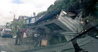 Мощное землетрясение всколыхнуло Чили: появились шокирующие фото и видео последствий