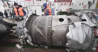 Теракт все ж міг бути, – Міноборони РФ про катастрофу Ту-154