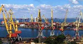 Кто хочет арендовать Одесский припортовый завод