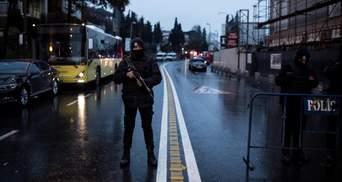 В расстреле ночного клуба в Стамбуле подозревают гражданина страны СНГ