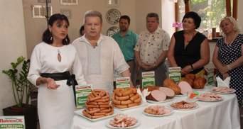 В Україні з'являться дві нові ковбаси від співочого екс-ректора