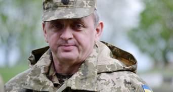 Муженко назвав головне завдання української армії