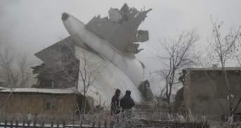 Озвучена главная версия крушения турецкого Boeing в Кыргызстане
