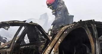 Количество жертв ужасной аварии Boeing в Киргизстане возросло