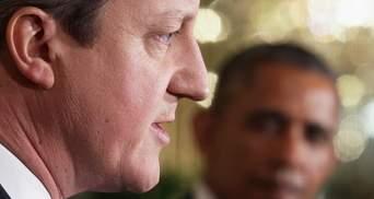 Стало відомо, на чиє прохання Британія засекретила невдалий запуск балістичної ракети