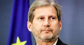 Еврокомиссар объяснил, почему санкции с России пока не будут снимать