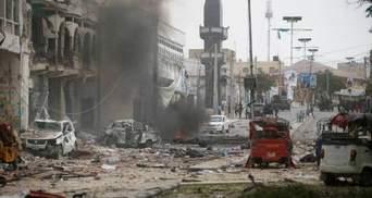 В столице Сомали произошел теракт: есть жертвы и раненые