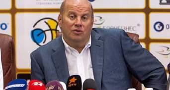 Бродський: ФБУ націлена зробити баскетбол спортом №1 в Україні