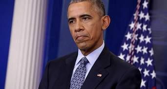 Обама поддержал протесты против Трампа