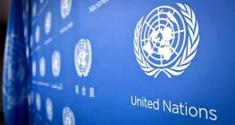 Представник України в ООН звернувся до Генсека з проханням вплинути на Росію