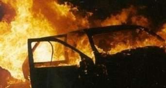 В Луганске взорвался автомобиль, – СМИ