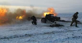 Террористы продолжают обстреливать Донбасс: есть пострадавшие среди воинов АТО