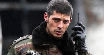 """Поліція Донецька підтвердила смерть """"Гіві"""""""