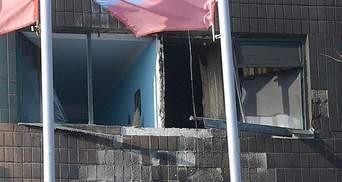 """В сеть выложили первые фото с места гибели """"Гиви"""""""