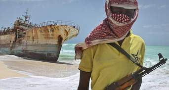 Украинского моряка захватили в заложники в Нигерии