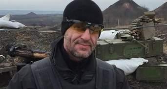 """Это признание, – Шкиряк ответил на упреки террористов относительно убийства """"Гиви"""""""