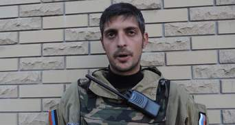 """Один з бойовиків """"Гіві"""" зізнався російським ЗМІ в причетності до вбивства"""