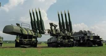 """Украина постреляет из """"Буков"""" возле админграницы с Крымом"""