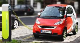 В Украине может упасть стоимость электромобилей