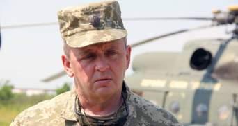Муженко дав дозвіл військовим відкривати вогонь по бойовиках