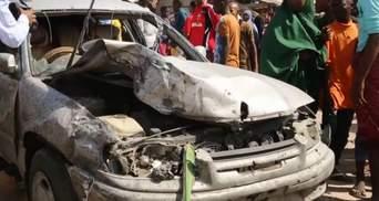 Десятки людей стали жертвами теракта в Сомали