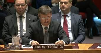 Росія тимчасово знайшла заміну Чуркіну в ООН
