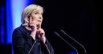 Подруге Путина предсказывают поражение на выборах президента Франции