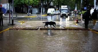 Миллионы людей в Чили страдают от масштабных наводнений