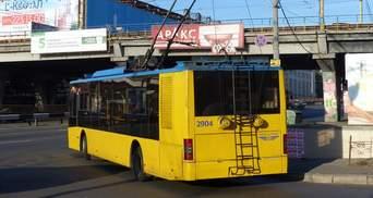Через обвал Шулявського мосту відбулися транспортні зміни