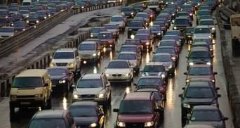 По каким улицам объехать обваленный Шулявский мост: советы водителям