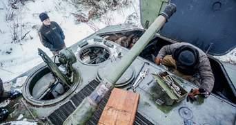 Россия стягивает тяжелое вооружение к линии фронта, – ОБСЕ