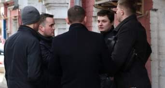 Холодницький прибув на засідання щодо Насірова і розповів цікаву деталь