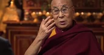 Далай-лама розповів, як вилікувати людей від алкоголізму