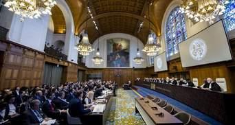 Украина обнародует в Гааге непубличную переписку с Россией