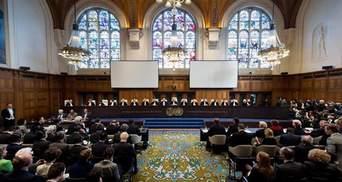 Как Россия цинично объясняет поставки тяжелого вооружения боевикам в Международном суде ООН