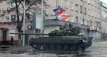 Миссия ОБСЕ обнаружила танки и гаубицы боевиков на линии разведения сил