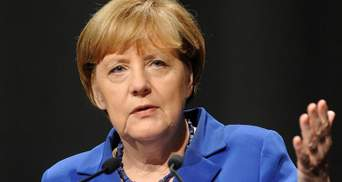 Канцлерка Німеччини побувала на допиті